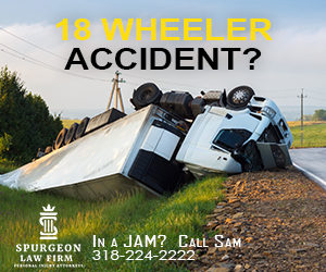 18 wheeler accident lawyers and truck accident attorney in alexandria, la