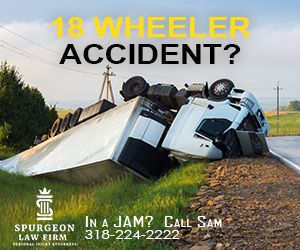 truck accident lawyers in alexandria, la