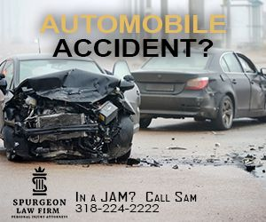 auto accident attorneys in alexandria, la