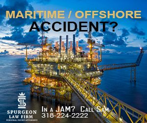 maritime offshore accident attorney in alexandria, la