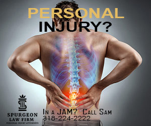 personal injury lawyer in alexandria, la