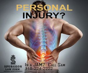 personal injury attorneys in alexandria, la