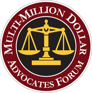 multi million dollar advocates forum law firms in alexandria, la